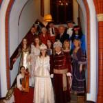 Ślub w pałacu w Rzucewie