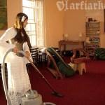 Bogini odkurzaczy Scoil na gCláirseach 2009