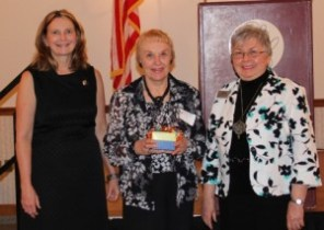 LIBRARY HONORS VOLUNTEERS AT ANNUAL CELEBRATION