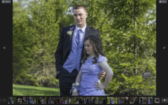 Quarterback Keeps 4th Grade Promise And Takes Friend With Down Syndrome To Prom