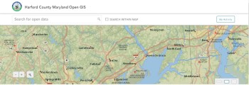 Glassman Administration Offering Free Public Access to Harford County Geographic Information System Databases