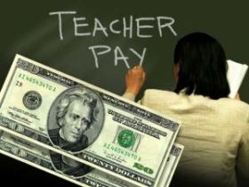 School Budget Approved With Teacher Raises