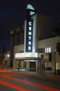 The Centre Theatre opened in 1939 but was neglected for years. Visitors to Doors Open Baltimore on October 24 can see the detailed restoration of the space.
