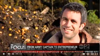 Army Veteran Turns Negative Into Positive