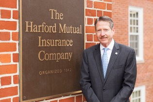 Harford Mutual Insurance Company's Robert Ohler Retires after 25 Years of Service