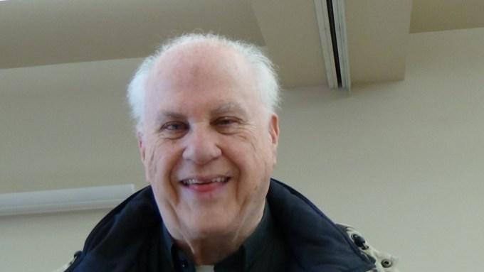 Father Simmons of Holy Spirit Catholic Church