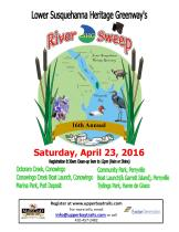 Lower Susquehanna Heritage Greenway Holds 16th River Sweep In Honor Of Earth Day