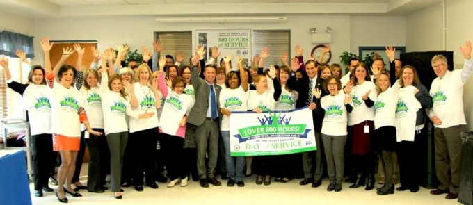 Harford County Government Employees Celebrate Giving Back to the Community
