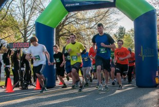 5th Annual Adam Thompson 5k Run/Walk Raises $120,000 In Five Years For Student Scholarships