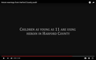 Heroin Warnings from Harford County Youth Coming to a Theater Near You …