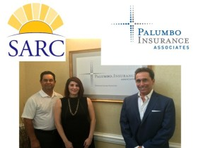 SARC is receiving $4,000, thanks to Palumbo Insurance Associates— and you can help us win more!