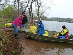 Lower Susquehanna Heritage Greenway Holds 17th River Sweep In Honor Of Earth Day