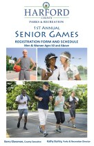 """Harford County's First Annual """"Senior Games"""" Competition"""