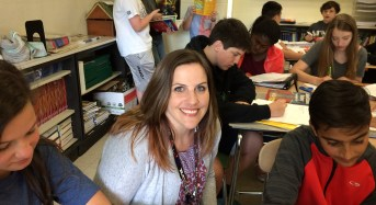 Harford County Public Schools Social Studies Teacher Selected for Immersion Experience in Latin America This Summer