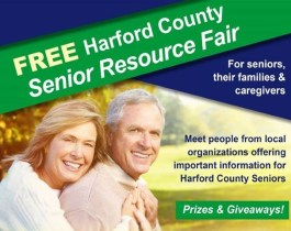 Free Senior Resource Fair on June 13 Hosted by Harford County Office on Aging