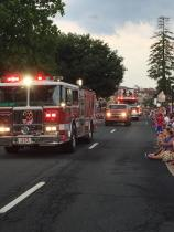 Fourth of July 2017 in Bel Air Maryland — Full Report and Results