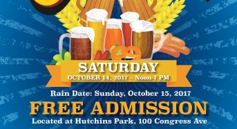 Havre de Grace Oktoberfest Returns October 14, 2017