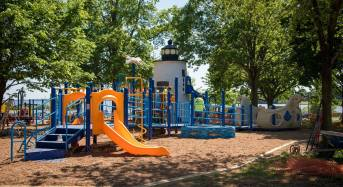 All-Access Playground At Tydings Park Celebration