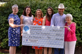 Women's Giving Circle Of Harford County Awards $53,500 In Grants In 2017