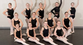 Thirteen Harford County Dancers Performing at International Ballet Competition