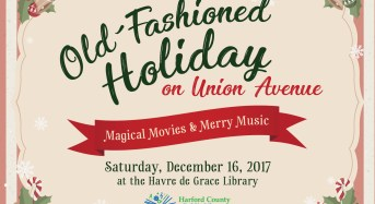 Old-Fashioned Holiday on Union Avenue