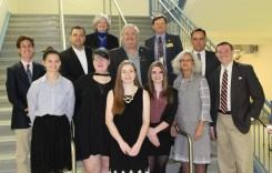 Six Harford County students head to Annapolis to serve as student pages