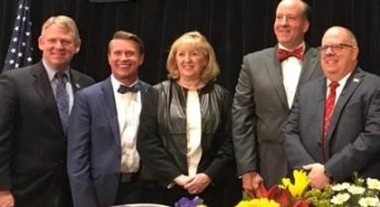 Harford County Executive Barry Glassman Installed as Second Vice President on County Association's Board of Directors