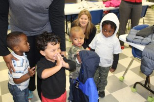 Warm Winter Coats Distributed to 155 Harford County Children in Need