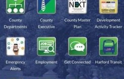 "Harford County Government Launches ""HarCo Mobile"" App"