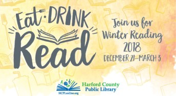 Winter Reading: Eat, Drink, Read