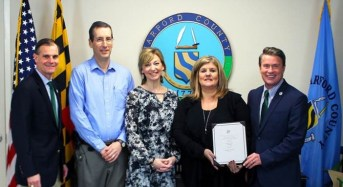 Harford County Earns 29th Consecutive Distinguished Budget Presentation Award from Government Finance Officers Association