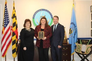 Harford County Procurement's Stacy Rappold Named Maryland Public Purchasing Association 2017 Buyer of the Year