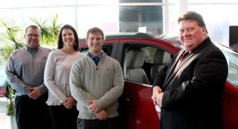 Chris Boyle Named Dealer Principal and President of Boyle Buick GMC