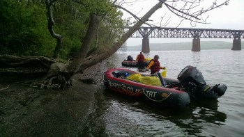 Lower Susquehanna Heritage Greenway Holds 18th River Sweep In Honor Of Earth Day