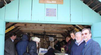 HARFORD COUNTY PUBLIC SCHOOLS CELEBRATES NEWLY-RENOVATED HISTORIC ICE HOUSE AT HARFORD GLEN ENVIRONMENTAL CENTER