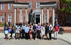 Edgewood Middle School and Magnolia Middle School Students Advocate for Environmental Issues in Annapolis