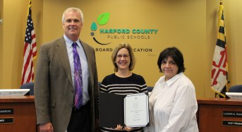 HARFORD COUNTY PUBLIC SCHOOLS EARNS NATIONAL RECOGNITION FOR FINANCIAL REPORTING