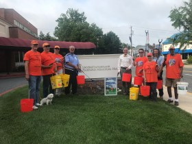 University of Maryland Harford Memorial Hospital Joins Citizens Against Trash Club of Havre de Grace's 'Adopt a Block' Program