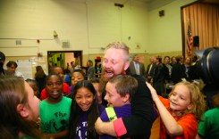 Havre de Grace Elementary School's Thomas Dennison Jr. Named 2018 Lowell Milken Center Fellow