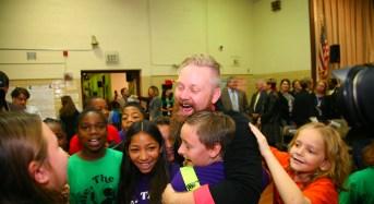 Havre de Grace Elementary School's Thomas Dennison Jr. Named 2018 Lowell Milken Center Fellow
