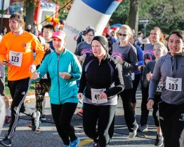 10th Annual Heather L. Hurd 5K Spooktacular Scares Away Distracted Driving