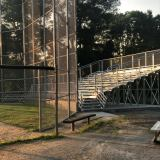 Greater Bel Air Community Foundation Provides Funding for Patterson Mill Bleacher