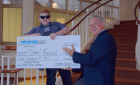 Freedom Federal Credit Union Awards Its #SummerofFreedomFCU Grand Prize To 12-Year-Old Boy Scout