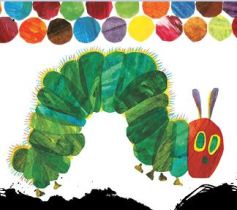 The Very Hungry Caterpillar Christmas at the Amoss Center