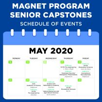 HARFORD COUNTY PUBLIC SCHOOLS MAGNET/SIGNATURE PROGRAM SCHEDULE OF EVENTS RELEASED