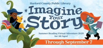 Harford County Public Library Launches Summer Reading Virtual Adventure