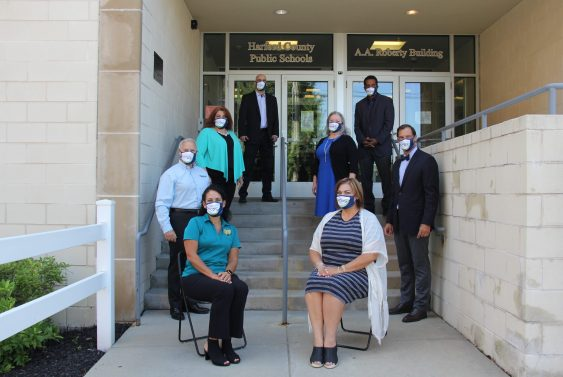 Freedom Federal Credit Union Donates Masks And Thermometers To Harford County Public Schools
