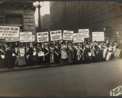 Peaceful Protests By Women Helped Them Win