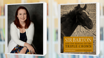 Harford County Public Library Hosts Jennifer S. Kelly, Author of 'Sir Barton and the Making of the Triple Crown'
