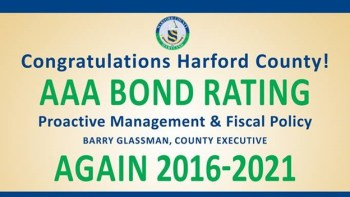 Harford County Retains AAA Bond Rating